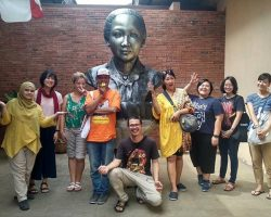 Listen to the stories of Kartini, Japara's past and Sosrokartono at Museum Kartini, Jepara (1)